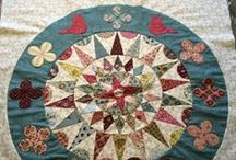Irish Circles quilt