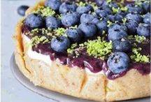 Mornings & treats / Breakfasts, desserts, drinks, snacks