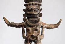 Nias Art Gallery / Historical sculptures and artefacts from Nias Island