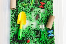 Bugs Theme / Learn about bugs and insects through hands on and fun activities.