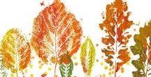 Autumn Learning and Play / Fall is a great time for kids to play and learn!  Crafts, activities, ideas, and fun for Autumn!