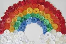 Arte com botões!