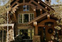 my dream house / by Liz Overbeek