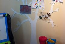 Kiddie Stuff / Tree Painting