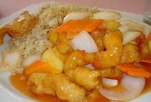 Chinese foods..Asia foods / Chinese  & Asia cultures food / by Eve Gourley