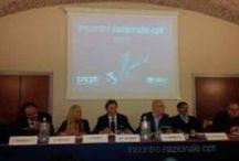 CPT National Meeting (Rome, November 28, 2013) / CPT (Commissione Nazionale dei Comitati Paritetici Territoriali) National Meeting 2013 at Roma Eventi Piazza di Spagna. A #TriumphGroupInt event.