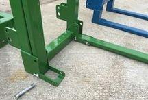 Multec Tractor Fold up Forks (FPF)