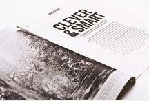 Editorial design/Layout