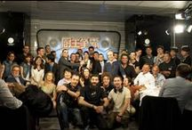 Greatest Chef China-Italy Edition (Milan, May 30 - June 10, 2014) / The 2nd edition of the TV program, born by a partnership between #TriumphGroupInt and Tecnomovie: http://bit.ly/GreatestChef