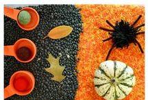 Halloween Crafts and Activities / Halloween crafts and activities for kids.