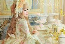 Inspiration - Lolita outfits