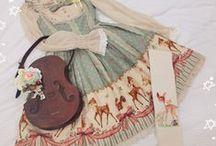 Clothing - Lolita