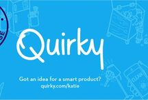 Investmest Ideas: Quirky.com So very kool : GREAT IDEA! / inventions & a company that can produce & sell them! / by May Harrington