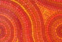 Be Inspired: Orange / Use these pins for inspiration on your next flooring project.