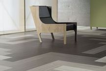 Marmoleum / Made from natural, renewable material this product is environmentally friendly!