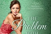 The Problem With Seduction / Naughty Girls Book 2 - Con and Elizabeth