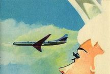Airlines Posters
