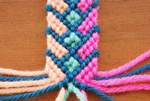 Isa - Armbanden / Armbanden die Isa mooi vind om te maken