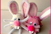 Easter Crafts and Activities / Easter related crafts and activities for kids