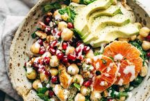 FOOD - SALAD / food, essen, trinken, dinner, family dinner, meal planning, cooking, kids, lunch, Mittagessen, kochen, Küche, kitchenstories, salad, Salat, buddah bowl, fit, healthy lunch, meal prep