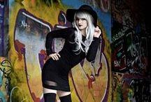 Saija Sasetar / My alternative style modeling https://www.facebook.com/SaijaSasetar/
