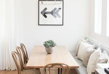 INTERIOR - DINING SPACE / interior, living, dining space, dining table, Essplatz, Esstisch, family home, scandinavian home, home, decor, nordic home, minimalism, simple home, slow living, white, white living, scandinavian, apartment, Ikea