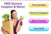 All Free Coupons / Get it FREE: Online coupons for groceries, Coupons for baby products, printable coupons for restaurants, food coupons, manufacturer coupons and more! Print it online and save. / by Get Free Stuff