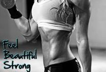 Fitness / Everything from interesting workouts to inspirational words and bodies to keep me going.