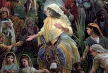 Palm Sunday / Palm Sunday is celebrated on 20th March in 2016!