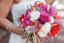 Beautiful Bouquets / Floral inspiration to help guide you in the selection of your wedding bouquet. / by Events by L - Weddings and Events