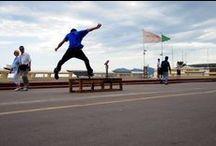 Skate / minha paixão