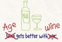 *Wine Humor and Knowledge* / We have a strong love for wine and sharing it with our friends and family.