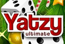 Christmas edition / Yatzy Ultimate and Game.IO spread the holiday cheer