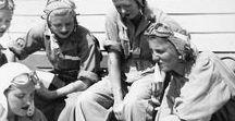 Women of WWII / Women of WWII.