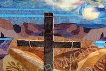 Lent / Easter - Banners, Boards and Posters from McCrimmons / Banners, Posters, Foamex boards and artwork for Lent and Easter from McCrimmons. We have a large selection of images, sizes and formats to choose from as well as related CD-ROM powerpoint media and clipart. Please ring us on 01702-218956 or visit our website to learn more.