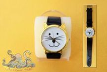 Accessories - Watches / cute happy watches