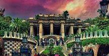 Park Güell Barcelona / Presentem aquest espai emblemàtic de Barcelonal.