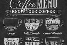 A toda hora / cafeterias, tazas y preparaciones con cafe