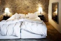 La cama / Dormitorios camas e ides