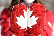 Canada / by Lucie Gregoire