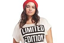Let's Get Graphic! / by Wet Seal Plus