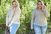 Bloggers We L O V E / Plus-size blogger style inspo - We're kinda obsessed! / by Wet Seal Plus