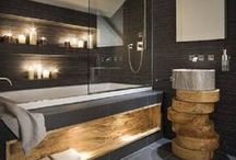 Bathroom inspiration / Ideas to inspire your bathroom design. Wall Lights, Ceiling Lights, Modern, Traditional, Quirky, IP44