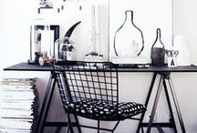 Study Inspiration / In your home, your study is your creative zone. Create a space that inspires you!