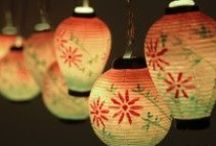 Fairy lights aren't just for Christmas / Fairy lights are a fantastic decorative feature for any room all year round. They create a decorative relaxing glow.