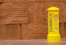 Groc // yellow  // amarillo / taxis...