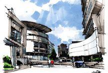 Urban Sketcher / About Urban Sketch