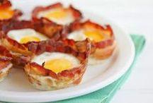 Breakfast time! / Delicious ideas for breakfast! Νόστιμες ιδέες για το πρωινό μας!