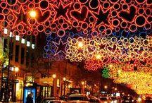 Christmas around the world // Nadal per el món // Navidad por el mundo / how we like these dates! // com ens agraden aquestes dates! // cómo nos gustan estas fechas!