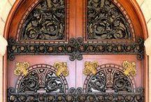 Barcelona doors // Portes // puertas